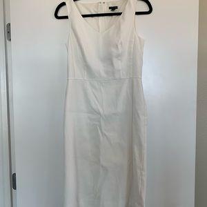 Ann Taylor line blend dress - size 0